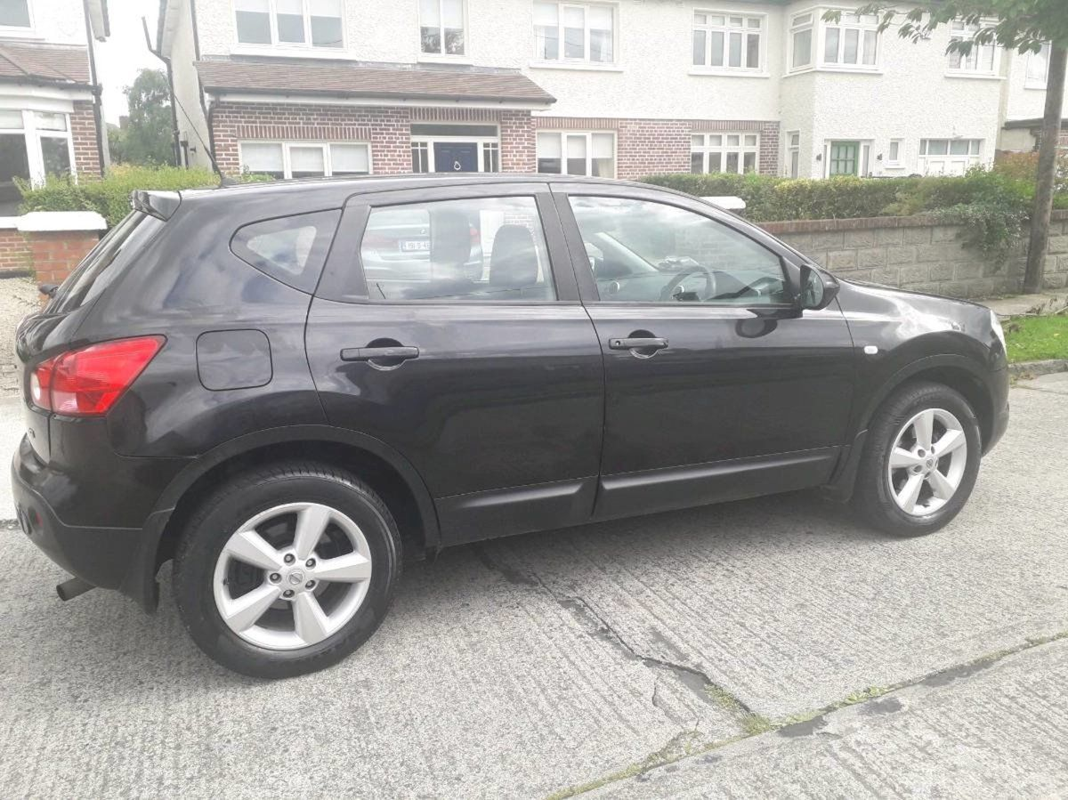 Nissan Qashqai DCI new tax for sale in Dublin for €1550 on