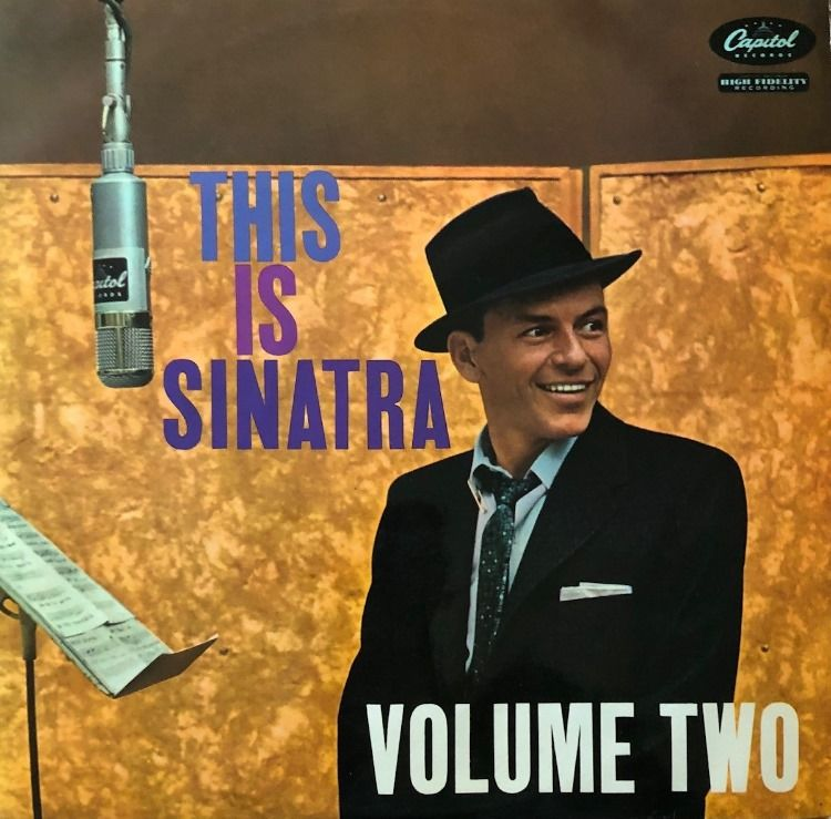 The wonderful Frank Sinatra This Is Sinatra Volume Two