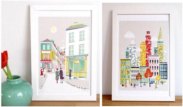 great etsy art for any room