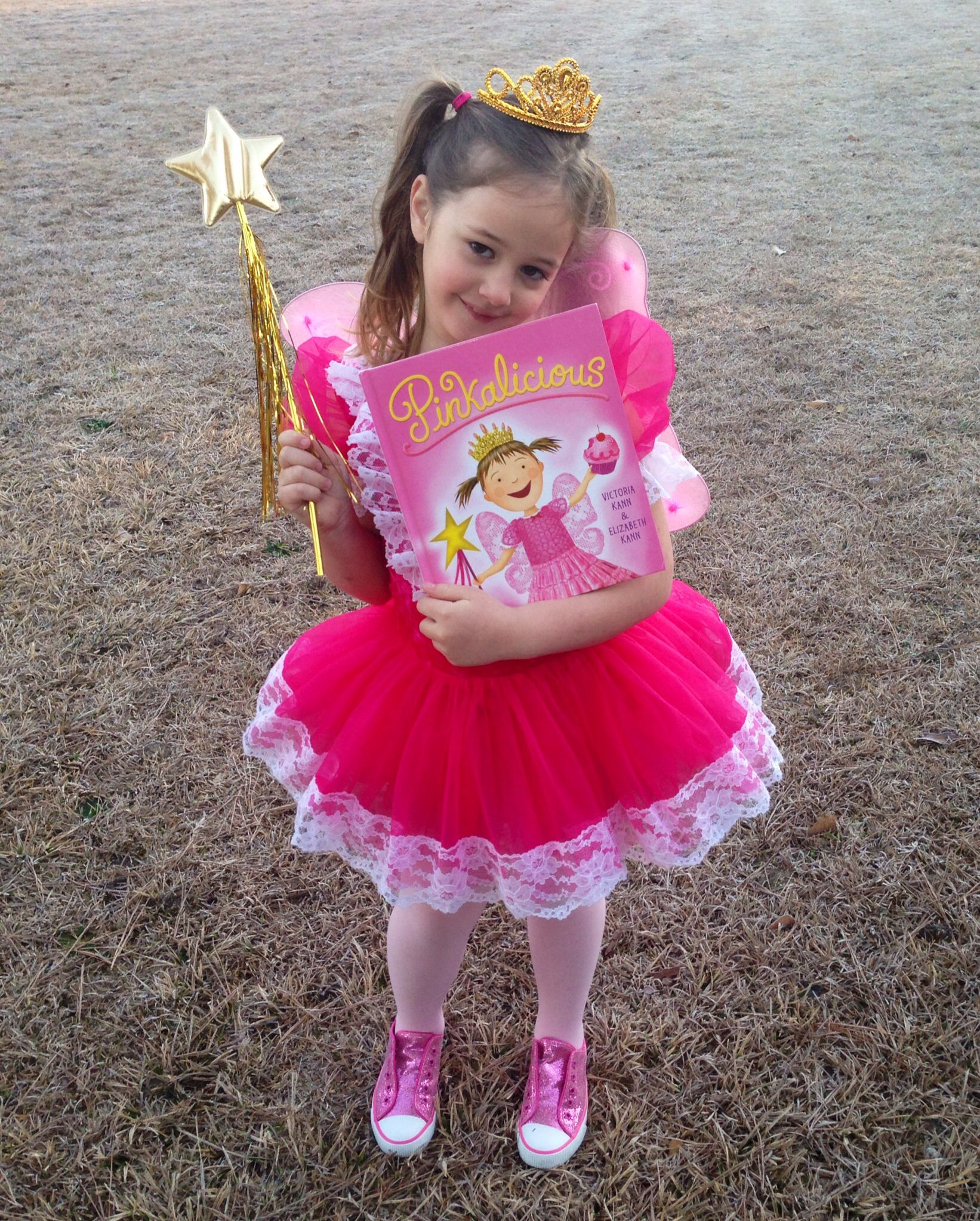 Pinkalicious Costume Book Character Day  sc 1 st  Pinterest & Pinkalicious Costume Book Character Day | storybook costume ...