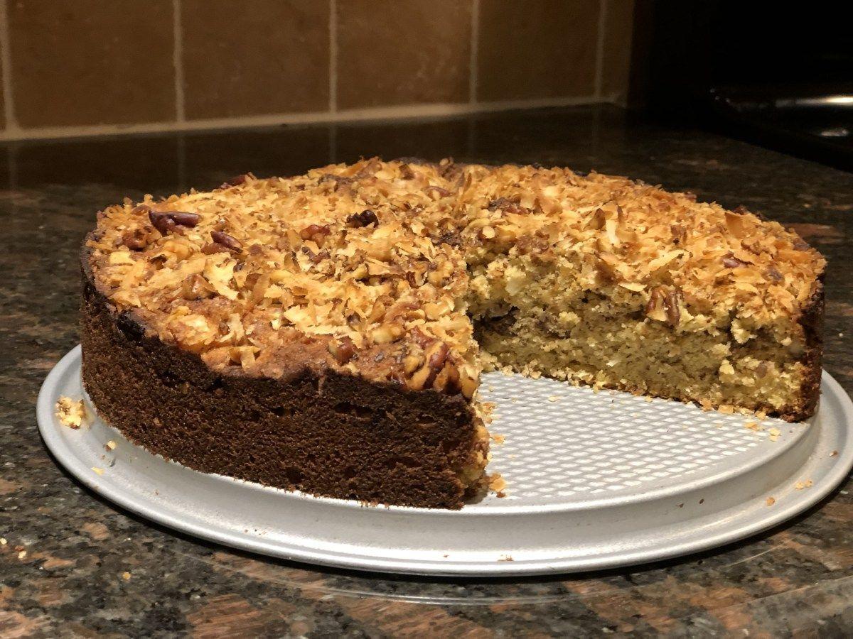 Keto coconut cake ketodietforhealth desserts low carb