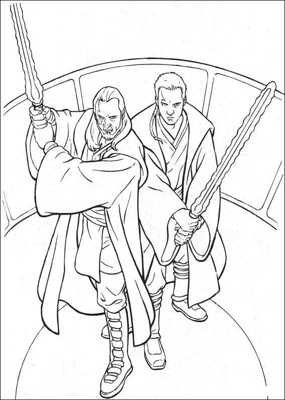 coloriage dessins dessins imprimer et la couleur en ligne star wars 2