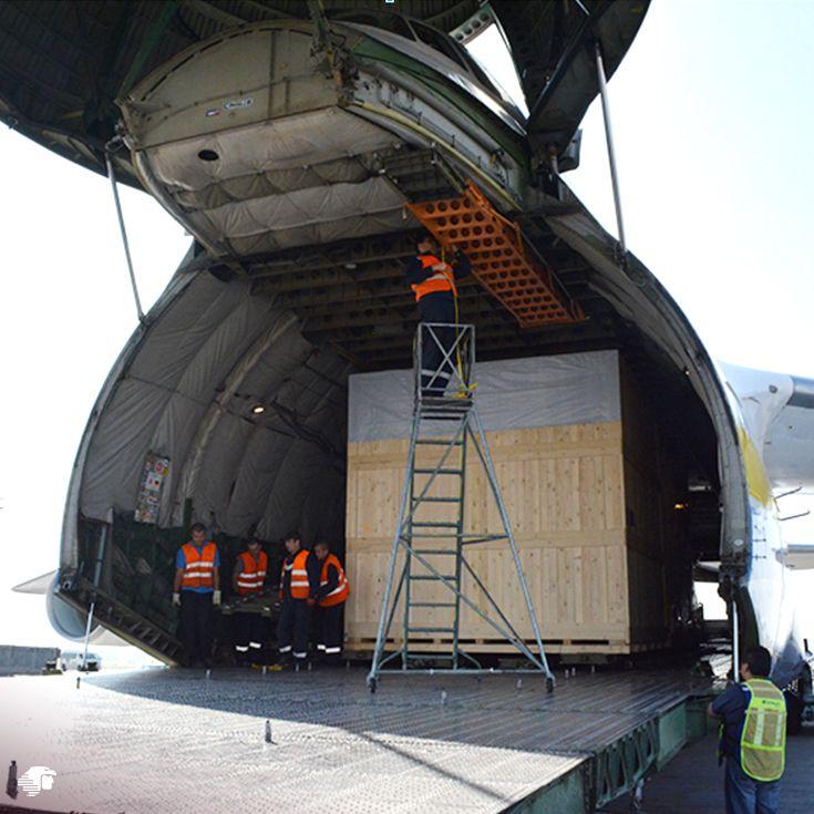 El nuevo simulador llegó a la Ciudad de México el día 9 de septiembre procedente de Holanda.