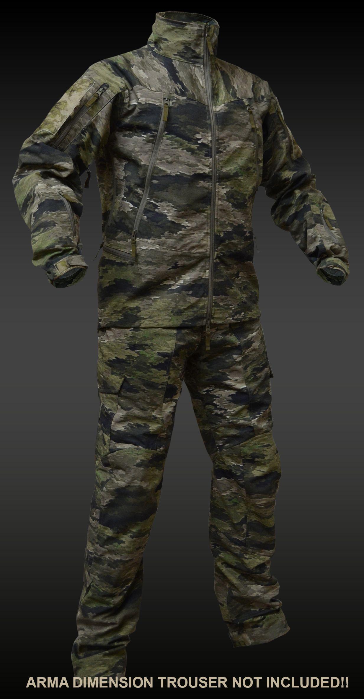 A-TACS iX ARMA DIMENSION JACKET  7e26608ffb1a