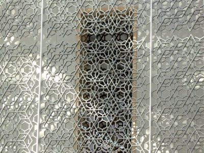 The Delegation Decoded U2013 Jali Screen Sections: The Summoners Of Knowledge. Jaali  DesignGeometric DesignsExterior ...