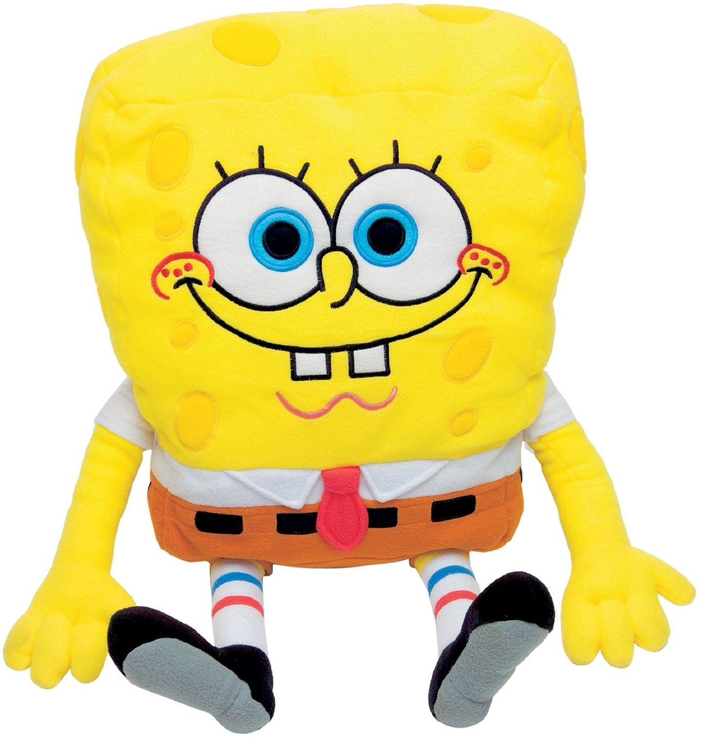 S Official Spongebob Squarepants Plush Soft Cuddle Doll Toys Stuffed Animal 7/""