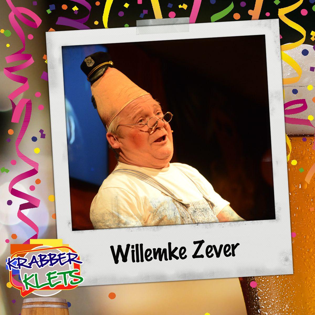 Willem Verhoeven: Willemke Zever, https://www.facebook.com/krabberklets/?fref=ts