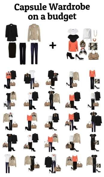 You Can Build A Capsule Wardrobe On A Budget! In 2019