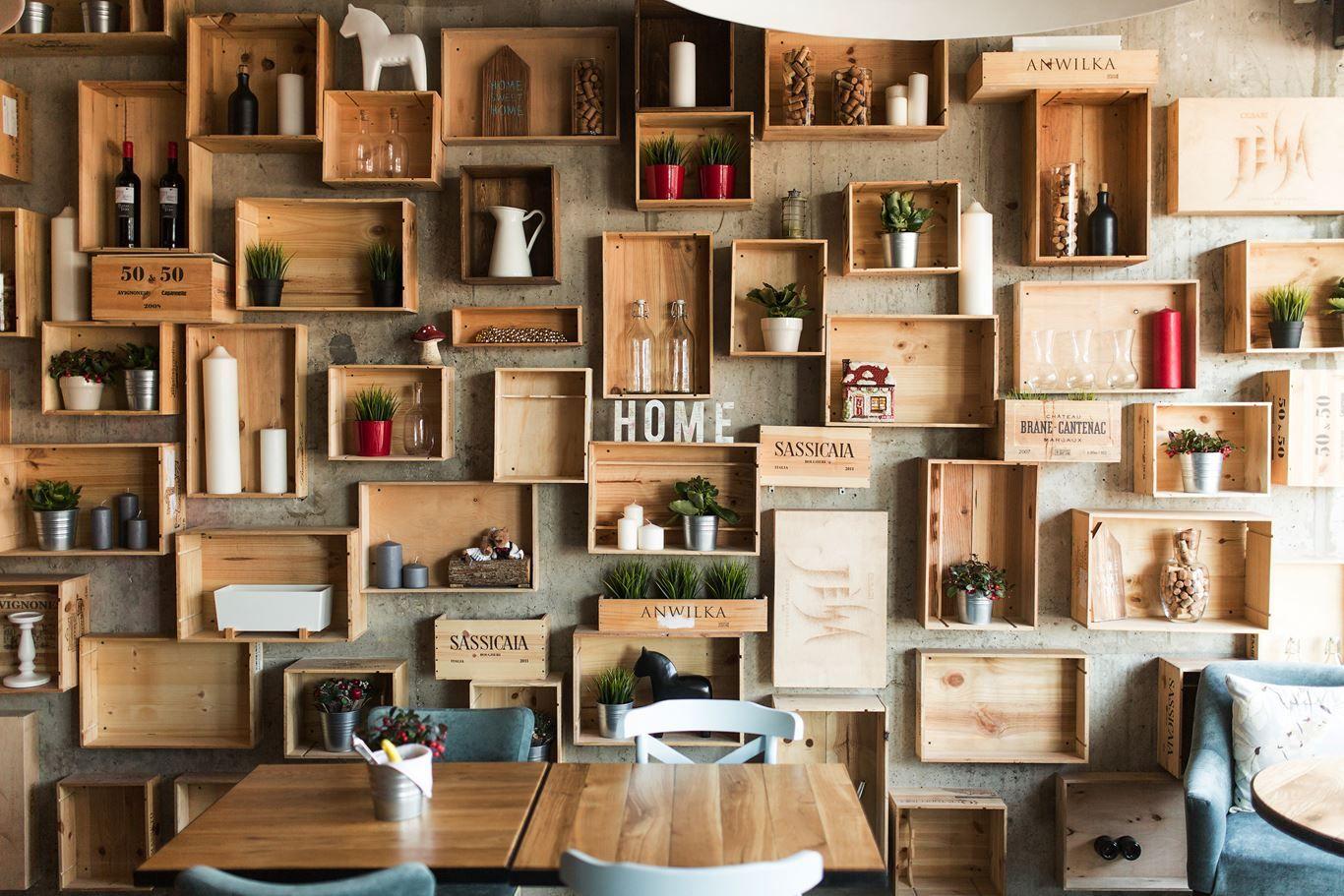 OTTO Pizza   Cafe interior design, Cozy restaurant ...