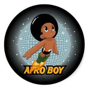 afro super hero - Bing Images