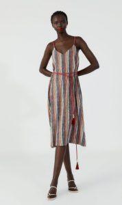 1d0057cc7290 Φορέματα Νέα γυναικεία collection Zara Άνοιξη-Καλοκαίρι 2019!