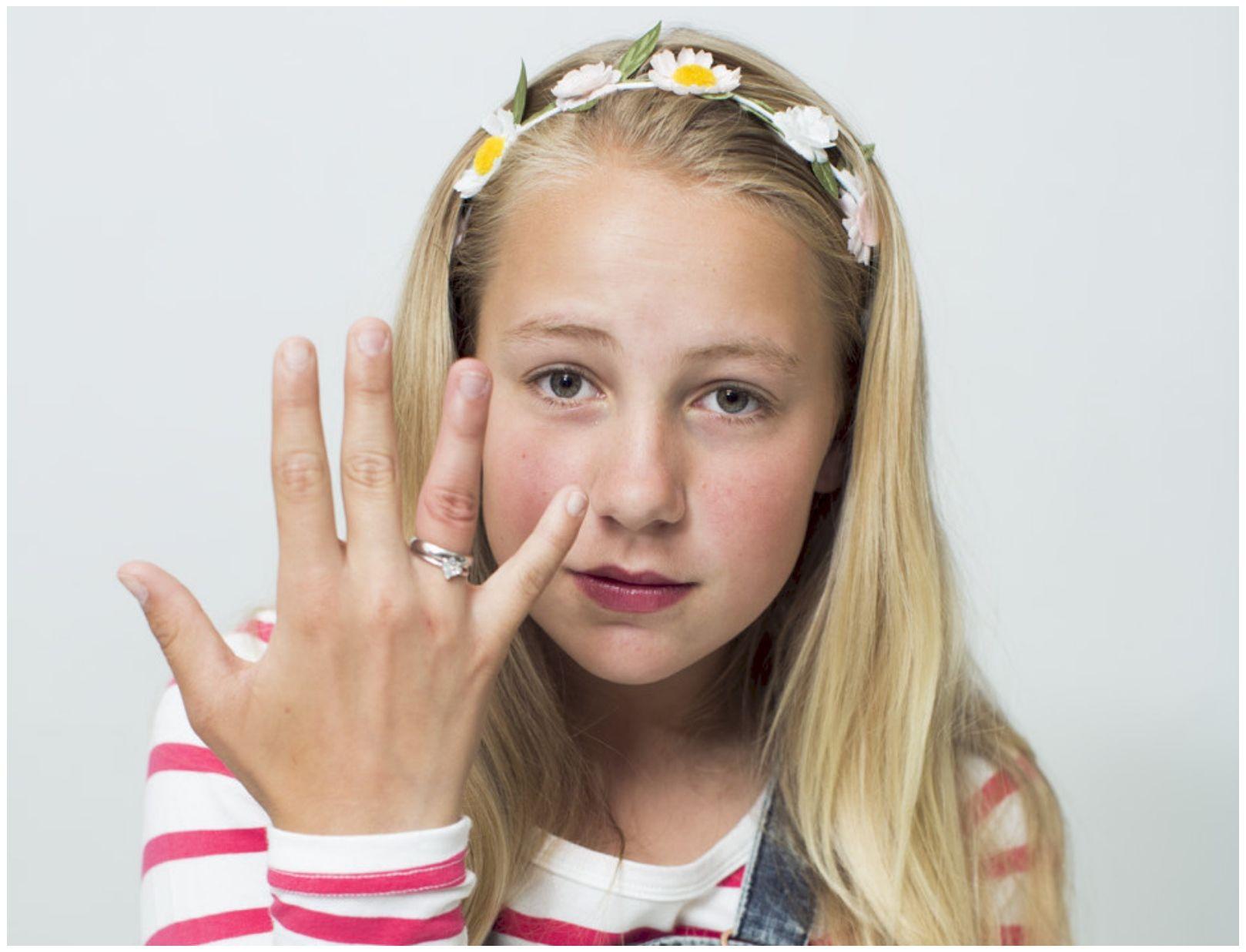 cute 12 year norwegian girls pictures | wallpapers in 2019