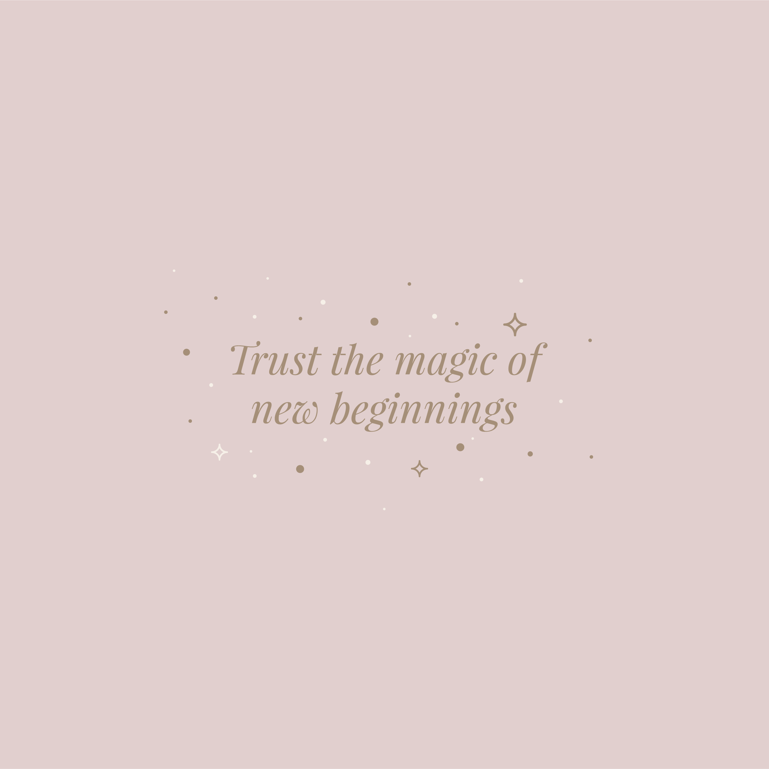 Trust The Magic Of New Beginnings Job Quotes New Job Quotes New Beginning Quotes