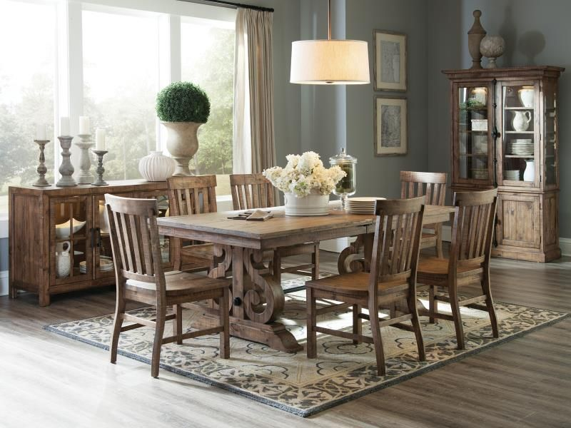 Willoughby By Magnussen D4209 Dining Set In 2019 Dining Table
