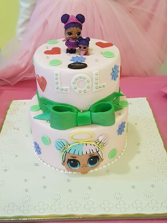 Fiesta de cumpleaños Muñecas LOL para un festejo de niña Fiestas - decoracion de cumpleaos