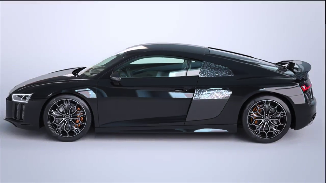 Final Fantasy Xv Audi R8 Crossover Wallpapers Final Fantasy Final Fantasy Xv Audi
