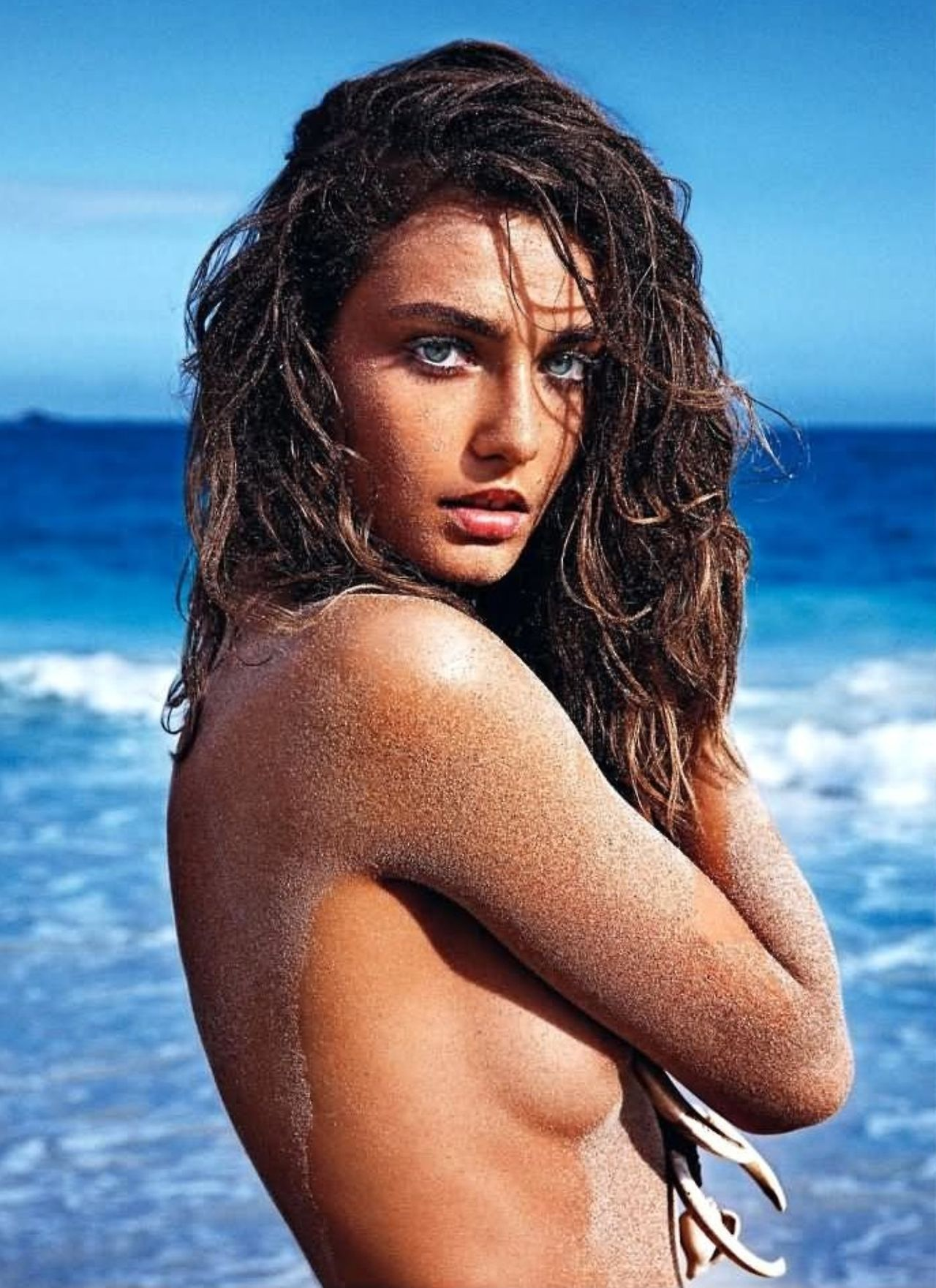 ☆ Andreea Diaconu | Photography by Mario Sorrenti | For Vogue Magazine France | June 2013