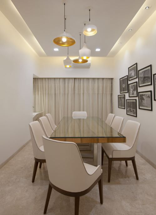 Dining Room Designs for Small Spaces | Ceiling design ...