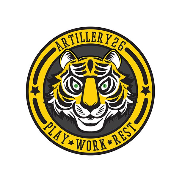 Harimau Malaya Vector Adobe Illustrator Tigres