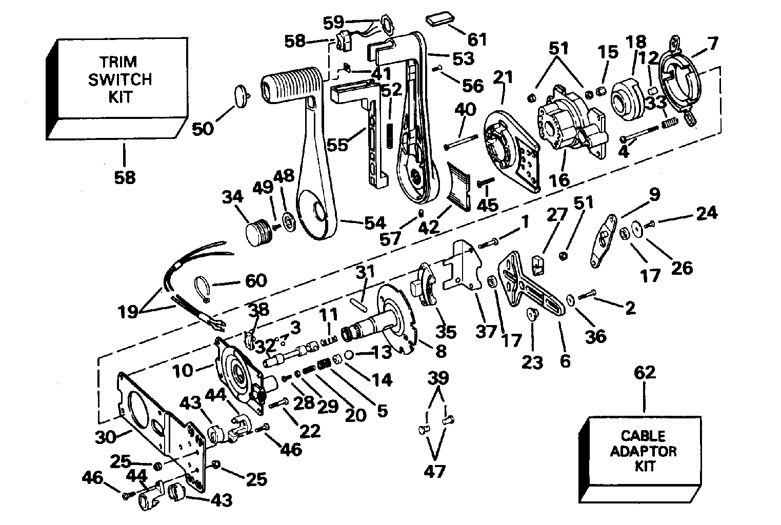 Typical Ignition Switch Wiring Diagram