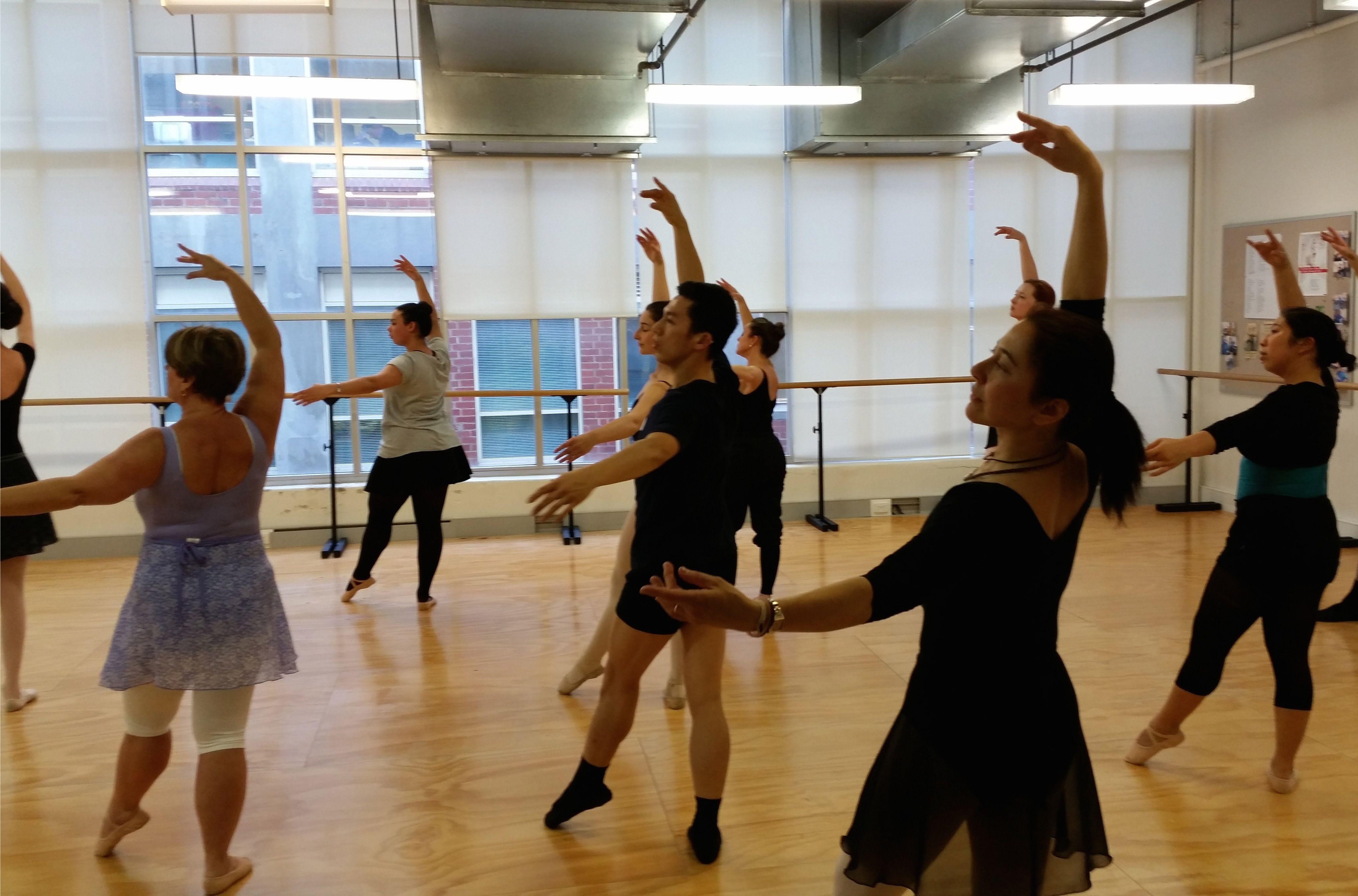 classes melbourne ballet Adult