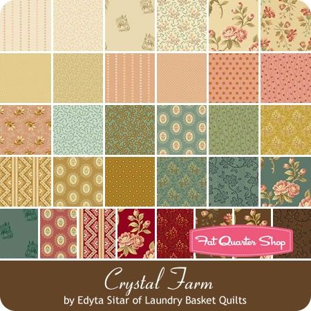 Crystal Farm Yardage Br Laundry Basket Quilts For Andover Fabrics