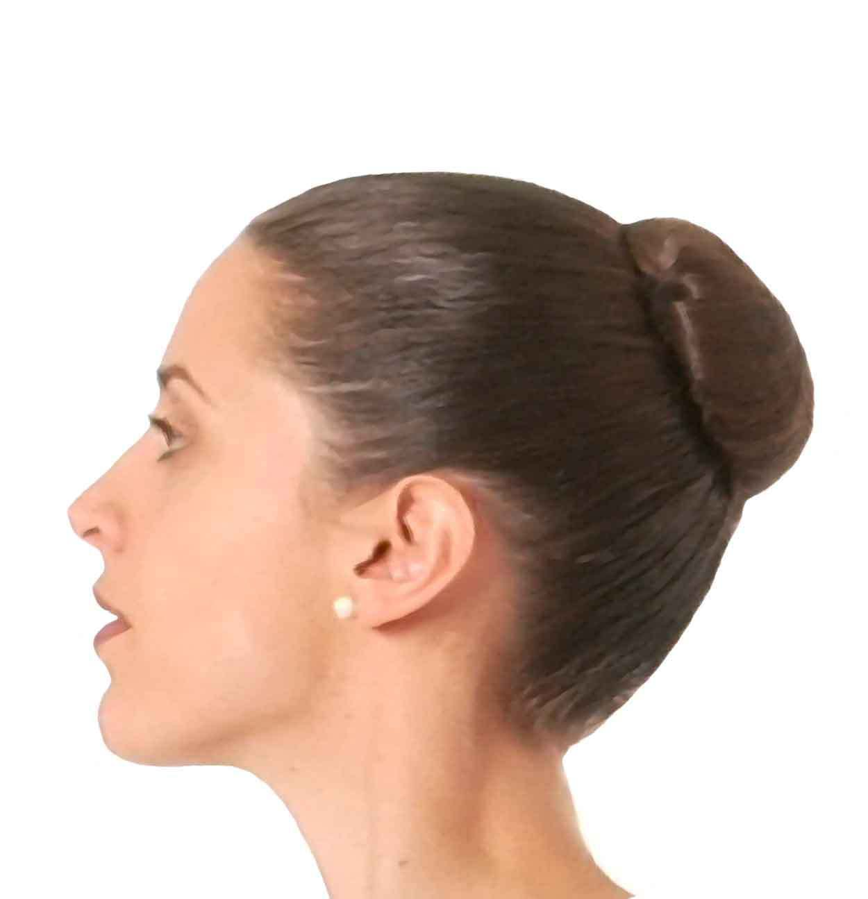 """The Ballet Bun Ballet's classic hairstyle has come to define the dancer herself: """"bunhead"""" is dancers' own affectionate term for ballerinas and ballet students. Meticulous grooming is part of ballet; dancers quite literally keep every hair in place."""