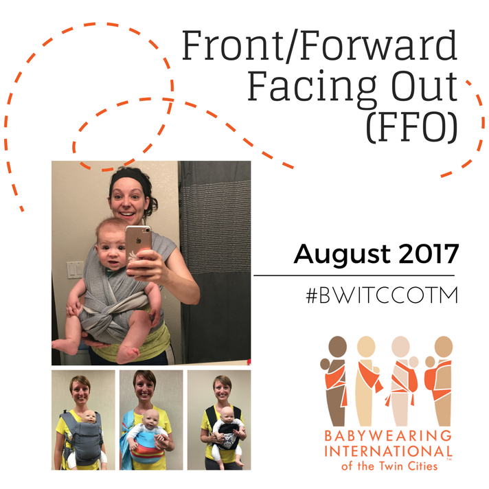 Bwitccotm Front Forward Facing Out Ffo Babywearing