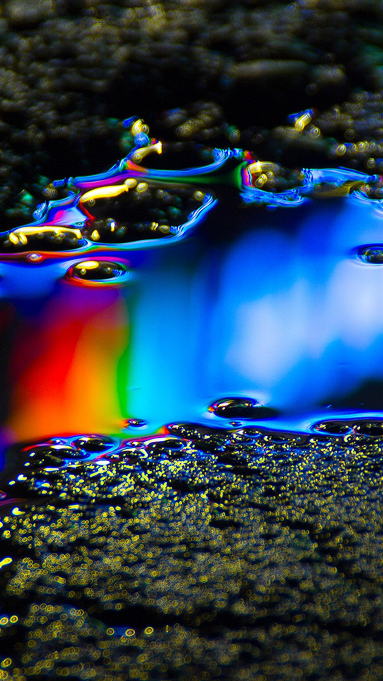 Cool Rainbow Color Wallpaper For Iphone Pictures In 2020 Colorful Wallpaper Iphone Pictures Rainbow Colors