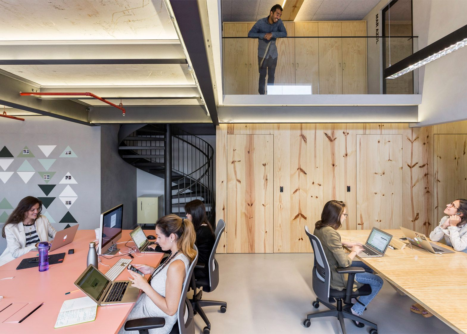 airbnb office london. Airbnb Designs Adaptable Office Spaces For London, Sao Paulo And Singapore Airbnb London E
