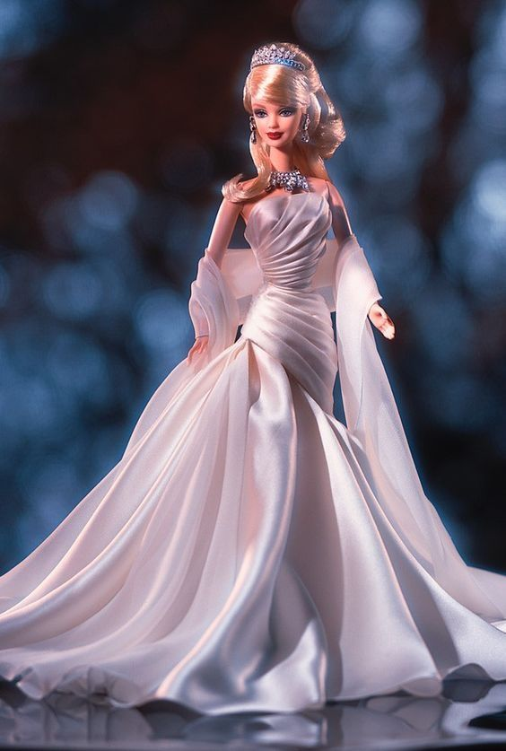 The Bridal Gown Breakdown – Featuring Barbie Wedding Styles