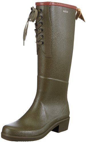 Aigle Chantebelle Kaki 34 Chaussures aigle (*Partner Link
