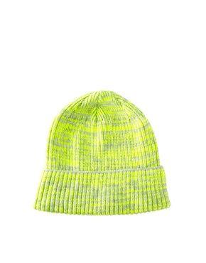 17c33554787 Enlarge ASOS Neon Rib Boyfriend Knit Beanie