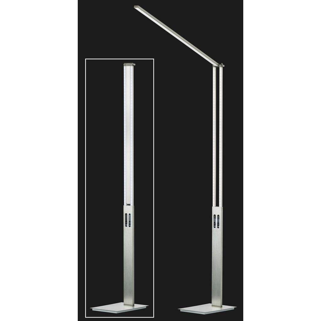 Bemerkenswert Stehleuchte Silber Ideen Von Xxxl Led-stehleuchte, Jetzt Bestellen Unter: