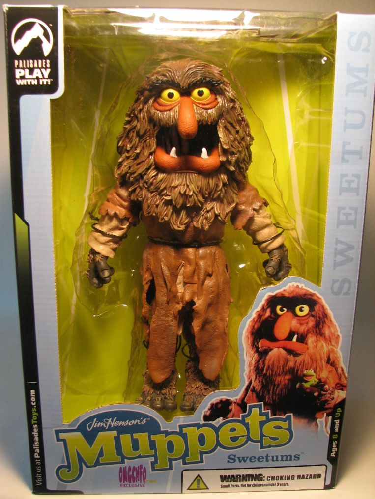 Sweetums Action Figures Classic Toys Toys