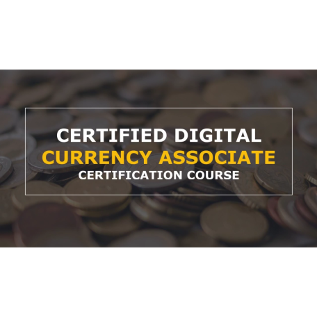 Certified Digital Currency Associate (CDCA) - This is a free ...