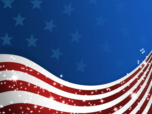 Wavy Usa Flag With Stars Web Backgrounds Patriotic Background Patriotic Flag Flag Background