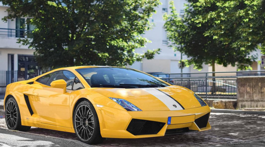 Lamborghini Gallardo Valentino Balboni Edition