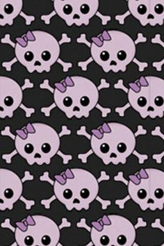 D781fdacffc6da9260e1ea7de97ce4d5g 236354 girly skulls and purple skulls with bow and crossbones voltagebd Gallery