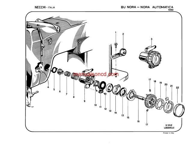 kenmore 36 sewing machine manual