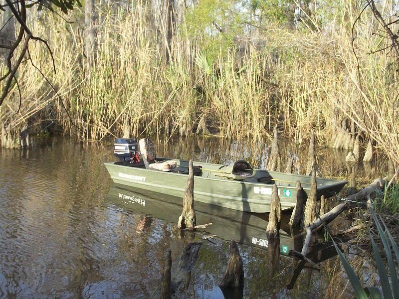 Review photo 1 Flat bottom jon boat, Jon boat, Outdoor