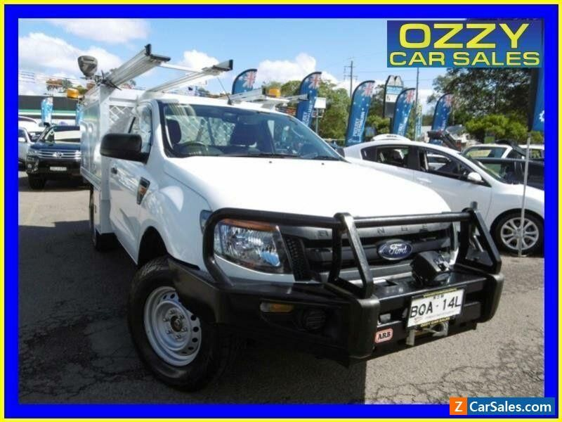 Car For Sale 2012 Ford Ranger Px Xl 3 2 4x4 White Automatic 6sp A Cab Chassis Ford Ranger Custom Ford Ranger 4x4 Ford Ranger