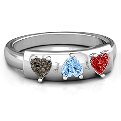 All My Hearts Promise Ring #jewlr