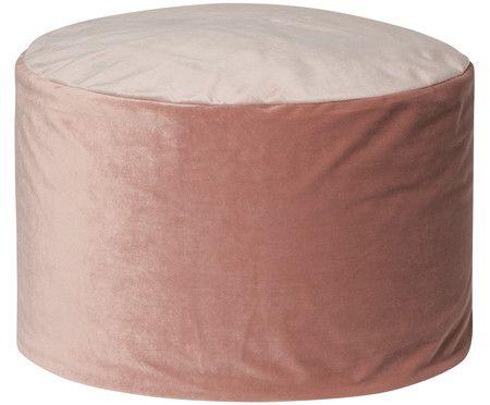 Machen Sie Ihr Wohnzimmer Mit Dem Pouf Dotcom In Rosé Und Beige Zur  Gemütlichen Wohlfühloase. Entdecken Sie Weitere Tolle Möbel Auf U003eu003e  WestwingNow.
