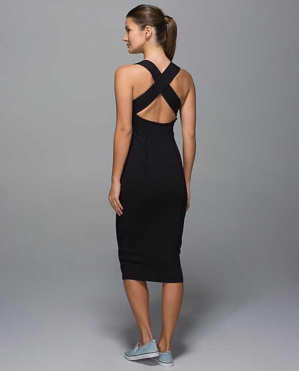Black Picnic Dresses