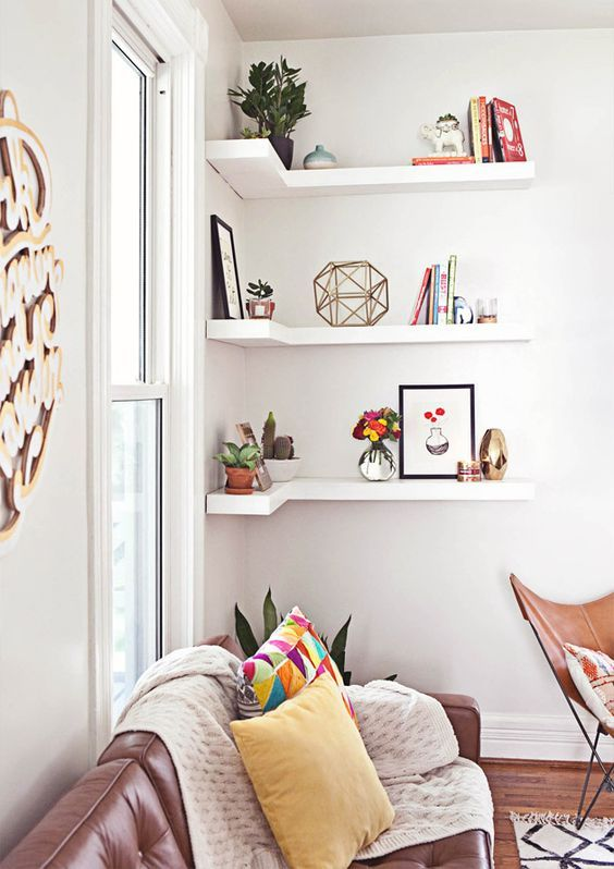 Never waste space again 8 things to do with that empty corner