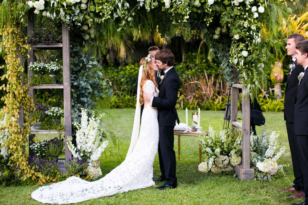 Levine Fox Events Featured In Santa Barbara Wedding Style Venue Four Seasons Production And Design