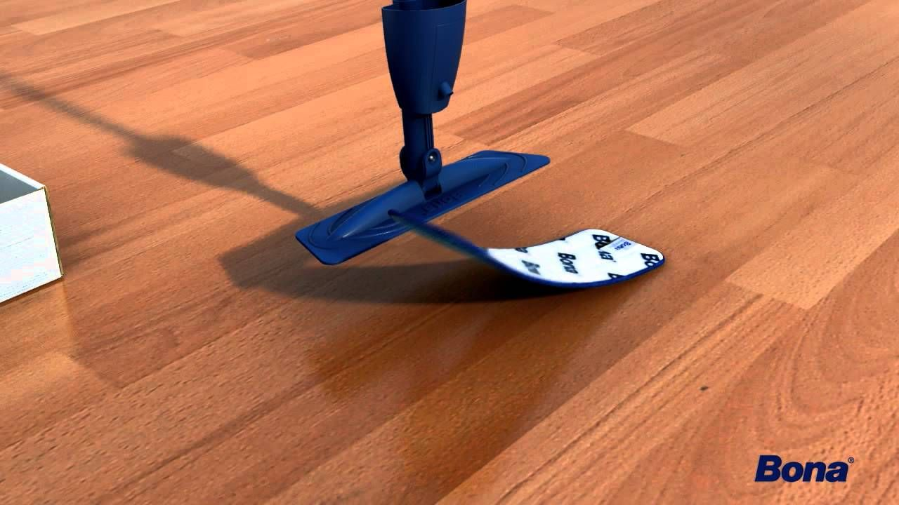 How to Assemble Your Bona Hardwood Floor Mop Hardwood