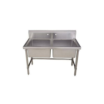 stainless steel utility sink