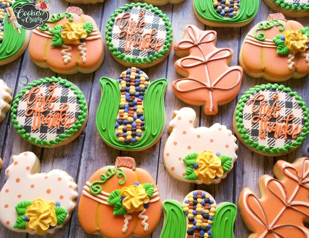 Pin von Rhea Nixon auf Fall Cookies | Pinterest | Backen